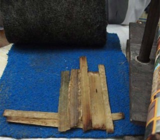 Papyrus Herstellung