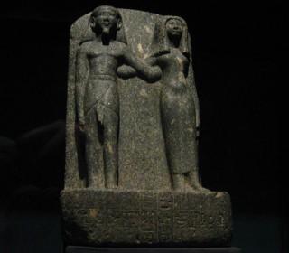 Paser und Henut im Luxor Museum