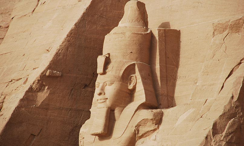 Ramses II. Tempel von Abu Simbel
