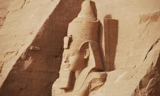Ramses II Abu Simbel