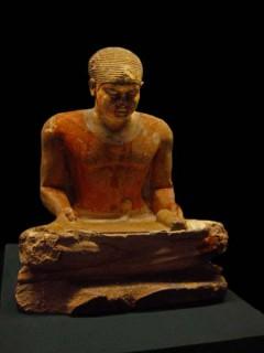 Richter Ptahschepses, Imhotep Museum Sakkara