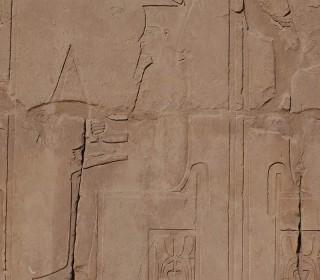Pharao im Sedfest-Gewand