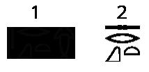 selket_hieroglyphen-senkrecht-waagerecht