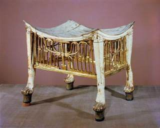 Stuhl Tutanchamuns