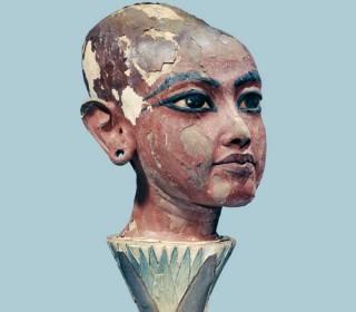 Kindkönig Tutanchamun