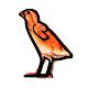 w Hieroglyphe