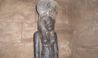 Sachmet im Ptah-Tempel