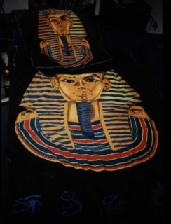 Bettwäsche Tutanchamun