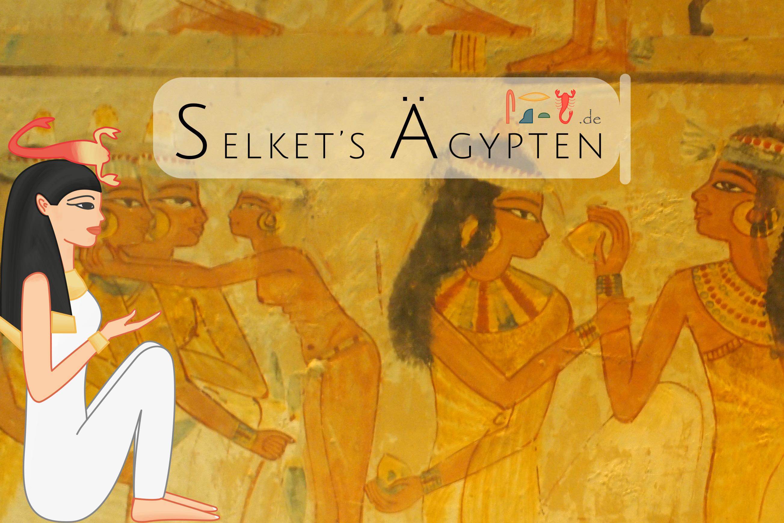 Og Image Selket Das Alte ägypten