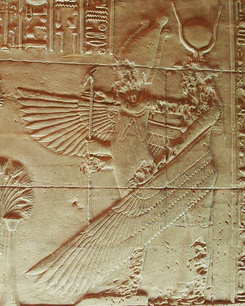 """Isis - """"Die Zauberreiche"""" - Das alte Ägypten"""