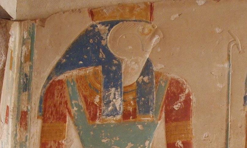 Der Gott Horus