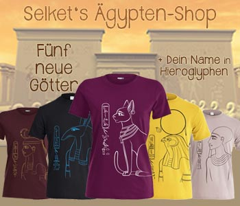 Selket's Ägypten-Shop